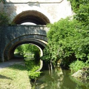 Ceinture verte d'Ile de France : l'Orge canalisée - Au Bout des Pieds
