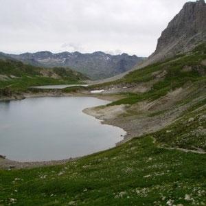 SkyRace : lac du Grand Ban - AU BOUT DES PIEDS
