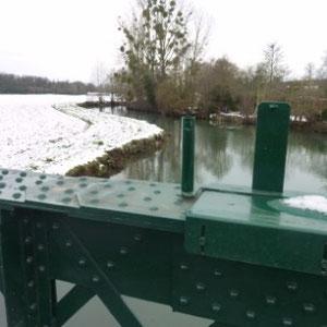 Grand-Morin : pont de Mouroux - Au Bout des Pieds