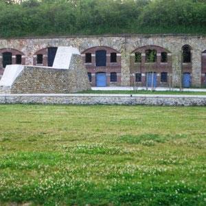 Ceinture verte d'Ile de France : fort de Chelles - Au Bout des Pieds
