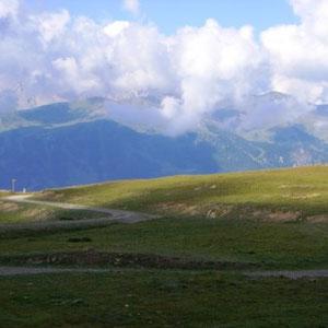 Crêtes de Peyrolle - Col de Granon : vers le Granon - AU BOUT DES PIEDS