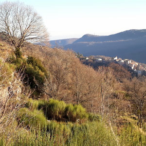 Le Cheiron : Coursegoules - AU BOUT DES PIEDS