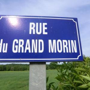 Grand-Morin - Au Bout des Pieds