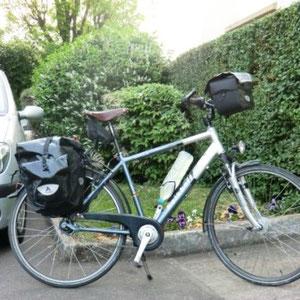 Vélo rando - Au Bout des Pieds