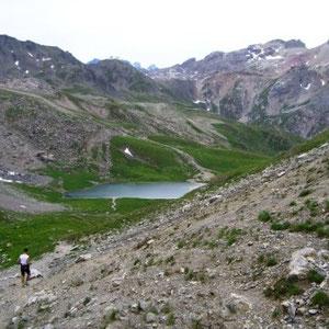 SkyRace : lac des Cerces - AU BOUT DES PIEDS