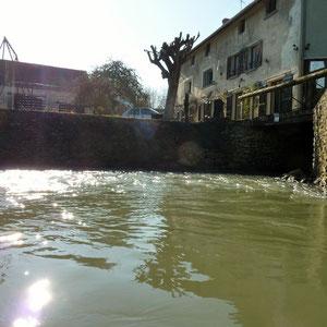 le Moulin de la Fosse (Saint-Martin-des-Champs) - AU BOUT DES PIEDS