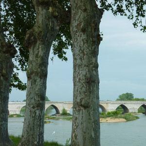 Loire à vélo : de Tours à Orléans : Beaugency - Au Bout des Pieds