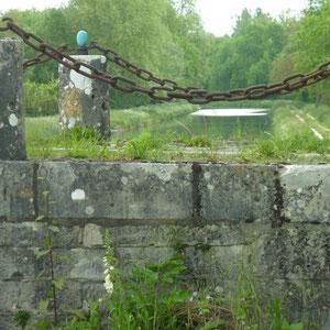 Canal du Loing  - Au Bout des Pieds