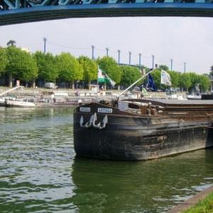 Ceinture verte d'Ile de France : Oise à Conflans Ste Honorine - Au Bout des Pieds