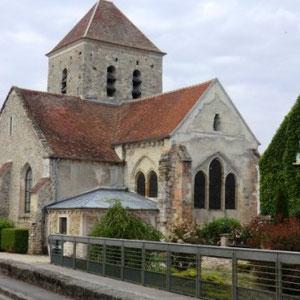 Saint Cyr sur Morin - Au Bout des Pieds