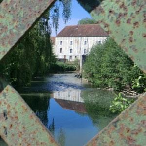Grand-Morin : Moulin de Condé, Damartin sur tigeaux - Au Bout des Pieds