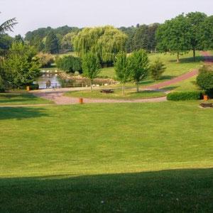 Ceinture verte d'Ile de France : parc de la Courneuve - Au Bout des Pieds