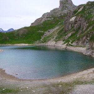 SkyRace : Lac Rond - AU BOUT DES PIEDS