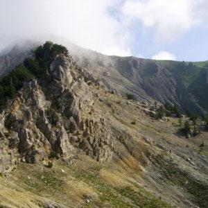 Crêtes de Peyrolle - Col de Granon  - AU BOUT DES PIEDS