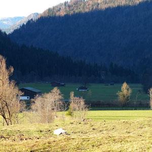 Kössen Hagertal (Kaiserwinkl in Tirol)