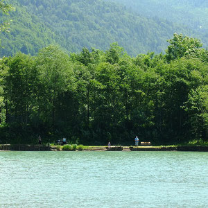 Hagersee im Hagertal