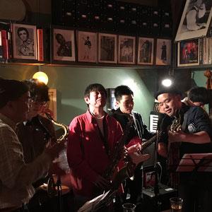 DRINKIN' HOPPYSなかみ&大崎源太&千足有比古&ROCKIN' BUNYA