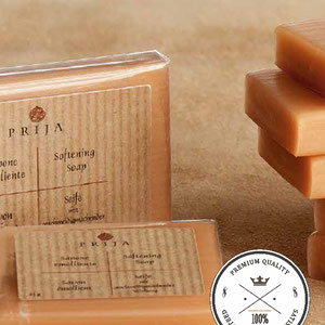 PRIJA VEGETABLE SOAP