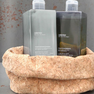 ANYAH - SHOWER & SHAMPOO + BODYLOTION
