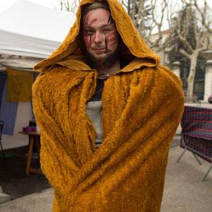 Carnaval de Romans - Maquillage : Pikeepik