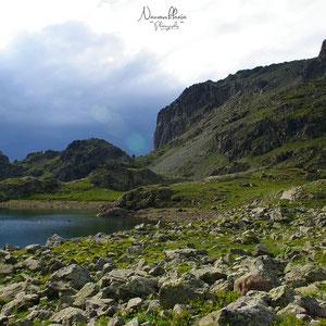Lac Robert (Massif de Belledonne)