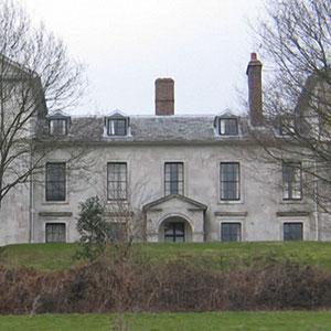 Casa natal de Vaughan Williams -como es hoy-. Vivió allí, desde los tres años hasta que dejo el Royal College of Music.