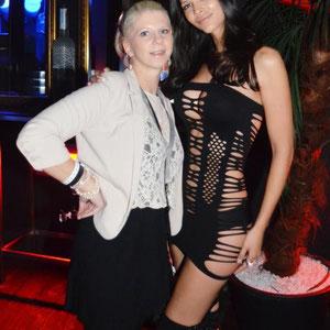 Michaela Schäfer 2013 Kiss Club