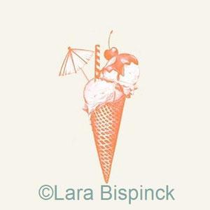 Lara Bispinck, Grafik, drei auf der Aachener Kunstroute 2916
