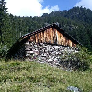 Rinderhütte Kleingheist