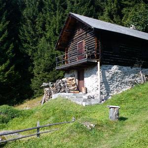 Jagdhütte Jakob Marti-Wyss