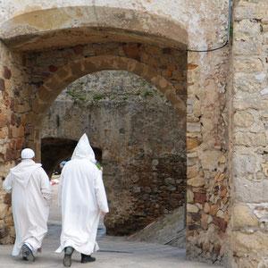Zugang zur Altstadt von Asilah.