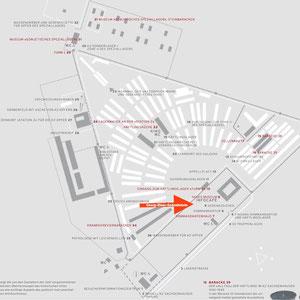 Plattegrond Sachsenhausen