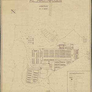 Plattegrond Mauthausen