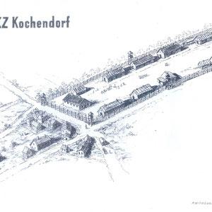 Tekening KZ Kochendorf