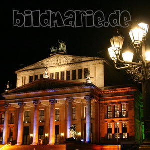 48.fol.-fetival of light gendarmenmarkt