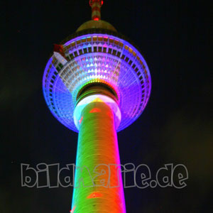 40.fol.-festival of light fernsehturm
