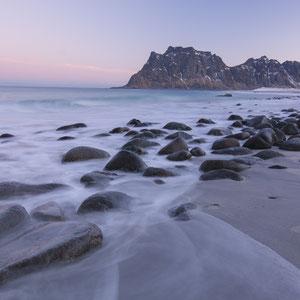 """Boulder Beach""   Leknes, Norway"