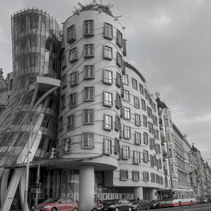 """Dancing house"" 