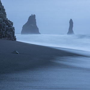 """Winter beach"" 
