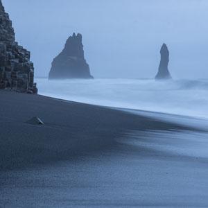"""Winter beach"" | Iceland"