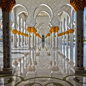 """Gates""   Abu Dhabi, UAE"