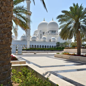 """Sheikh Zayed Mosque"" 