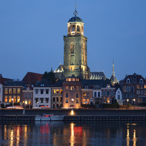 """Dutch cityscape"" 