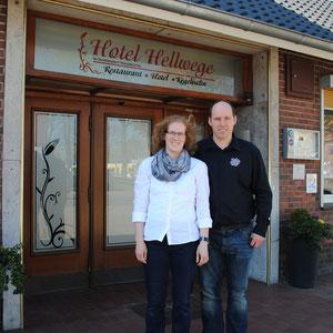 Nina und Jens Hellwege