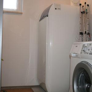 Abstellraum Waschmaschine
