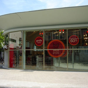 Kiffe Pavillon Münster