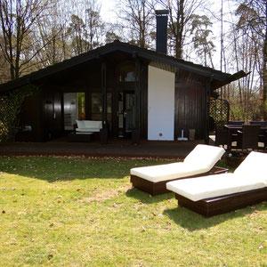 Verkauft! Exklusives Ferienhaus am See in Emmerichshofen (Kahl am Main).