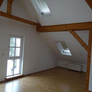 vermietet! Maisonette Wohnung, 140 qm auf 2 Etagen.