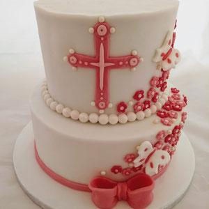 gâteau communion Tonka Croix Rousse