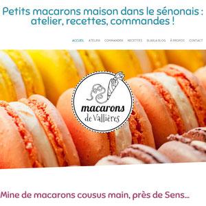 Macarons de Vallières
